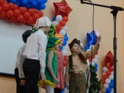 Школьный фестиваль «Сказки моего детства»